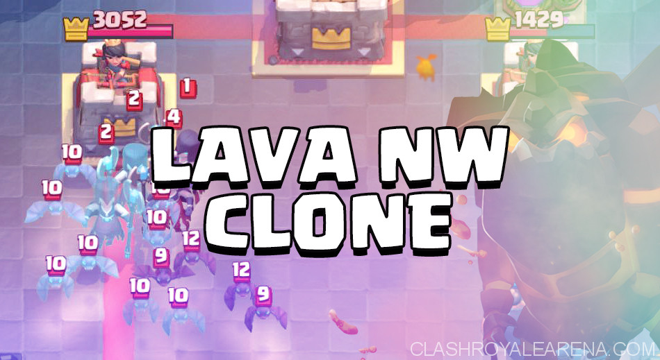 Lava Witch Clone Deck For Arena 9 Surprisingly