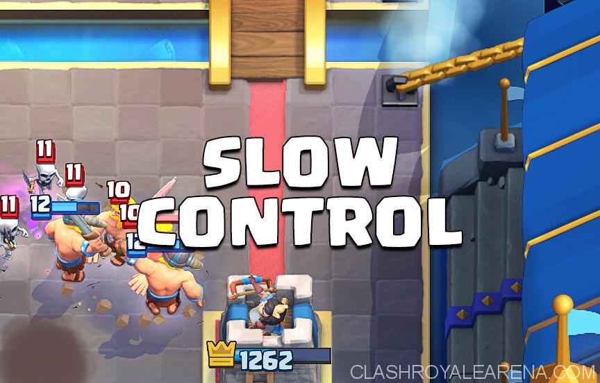 slow control deck