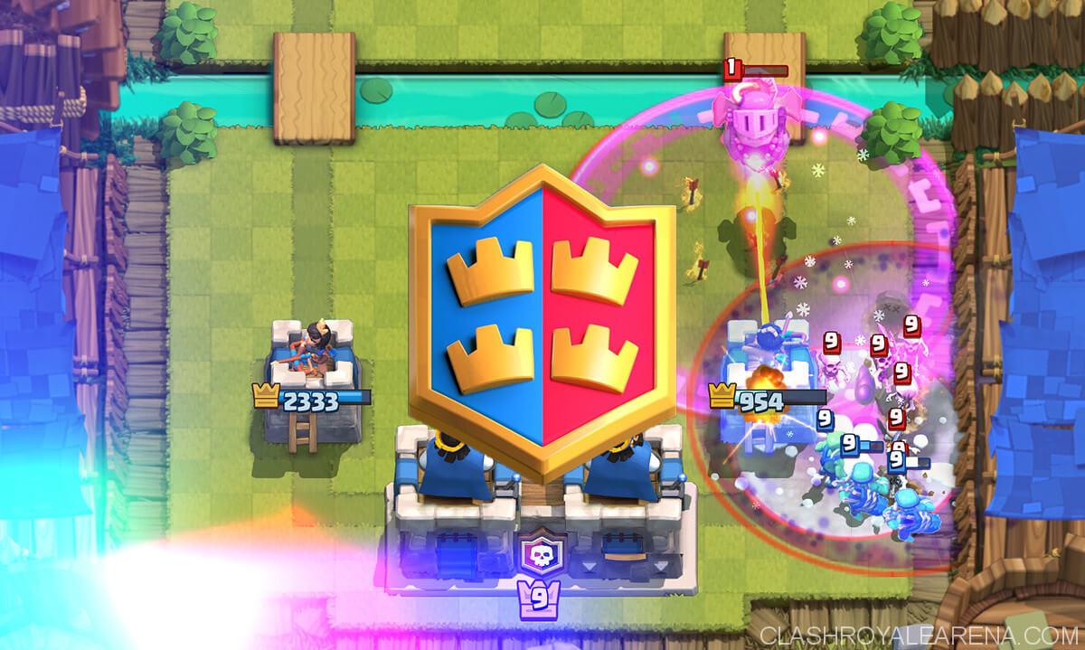 2v2 battle clash royale