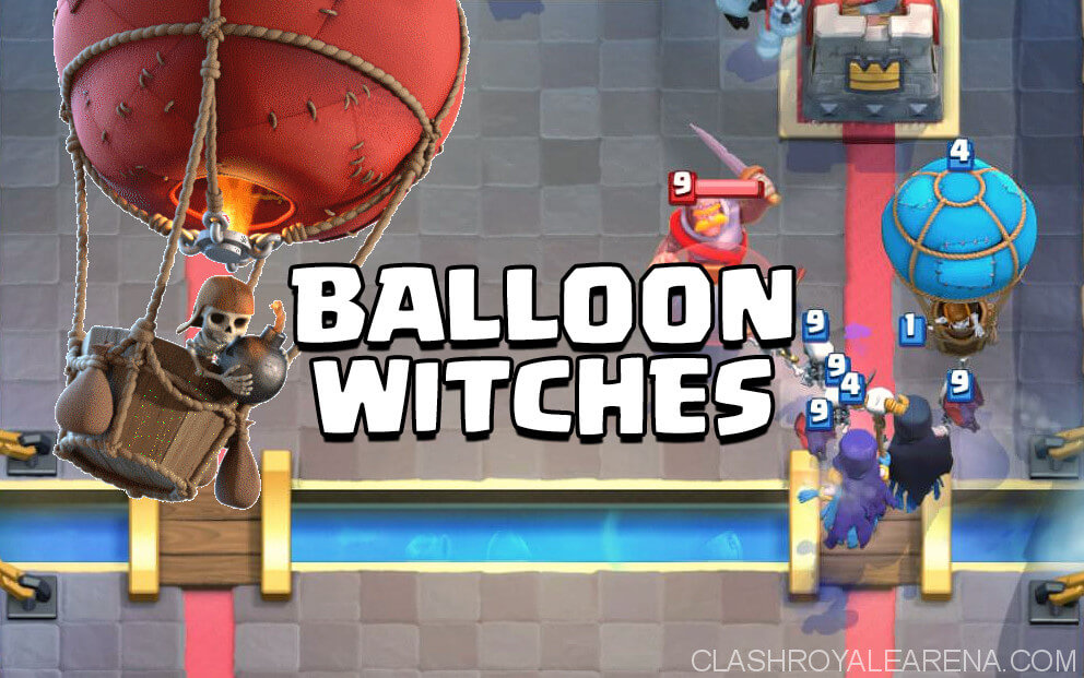 balloon witches