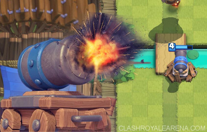 cannon cart clash royale