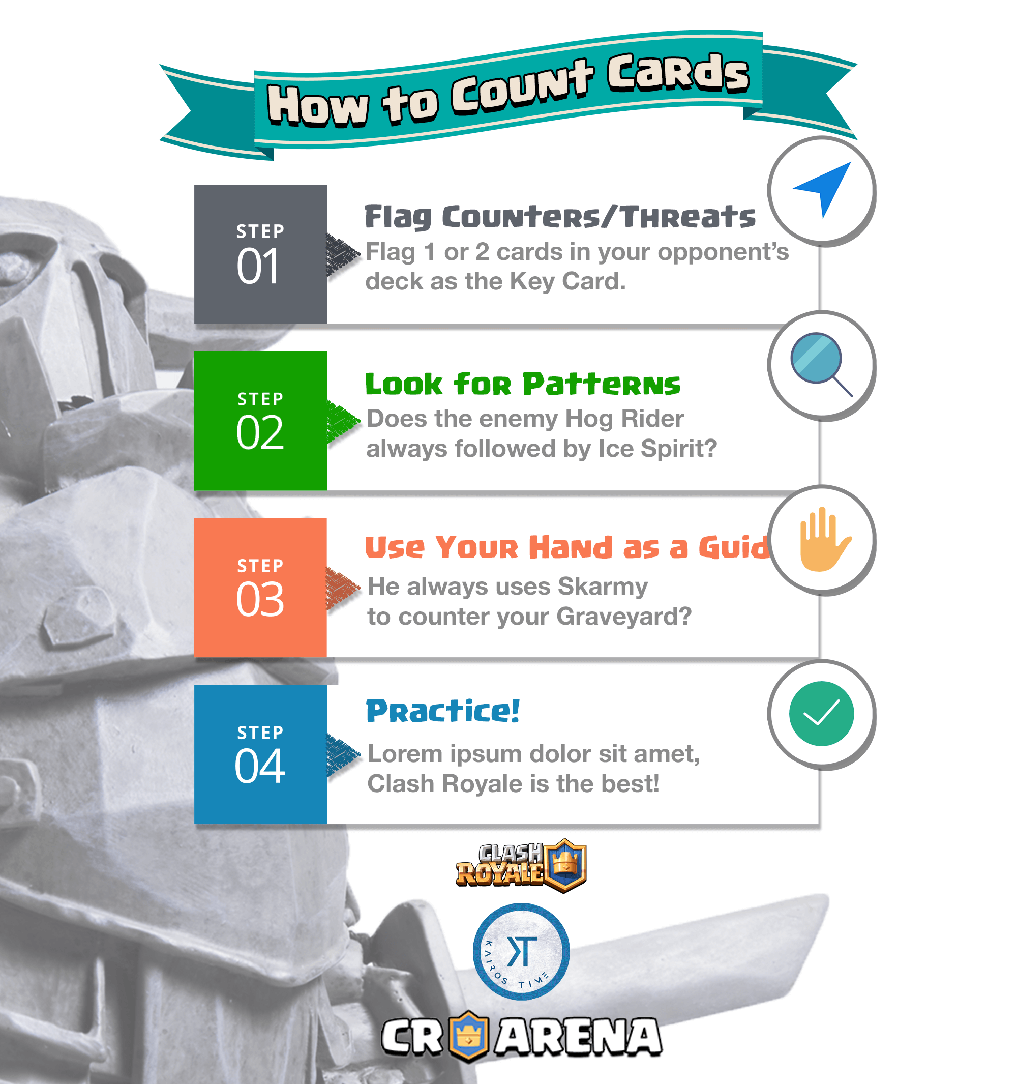 count cards clash royale