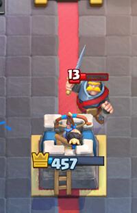 knight vs tower