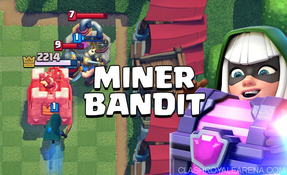 miner bandit