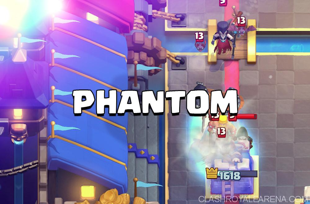 phantom deck