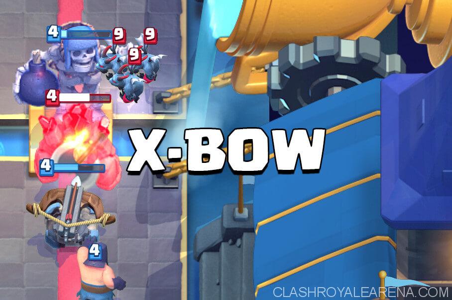 x bow