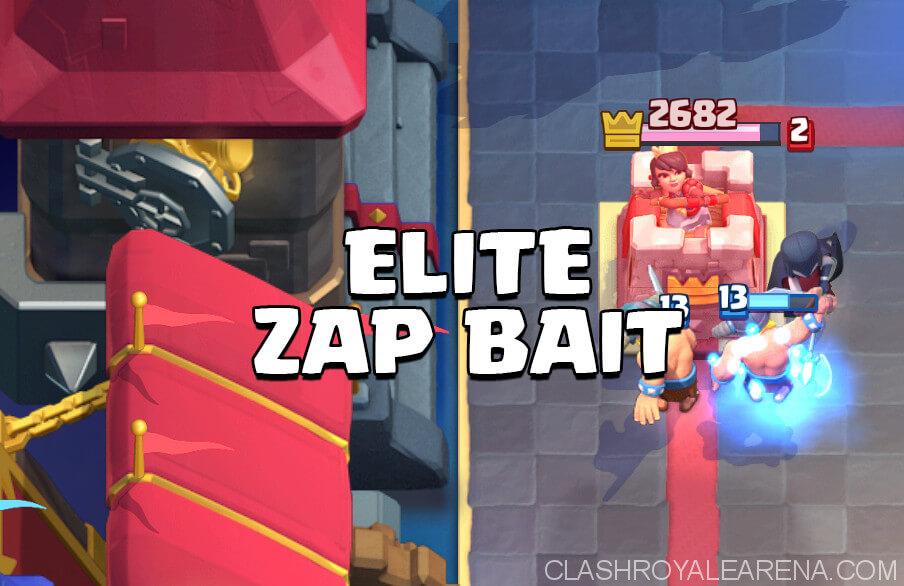 elite zap bait