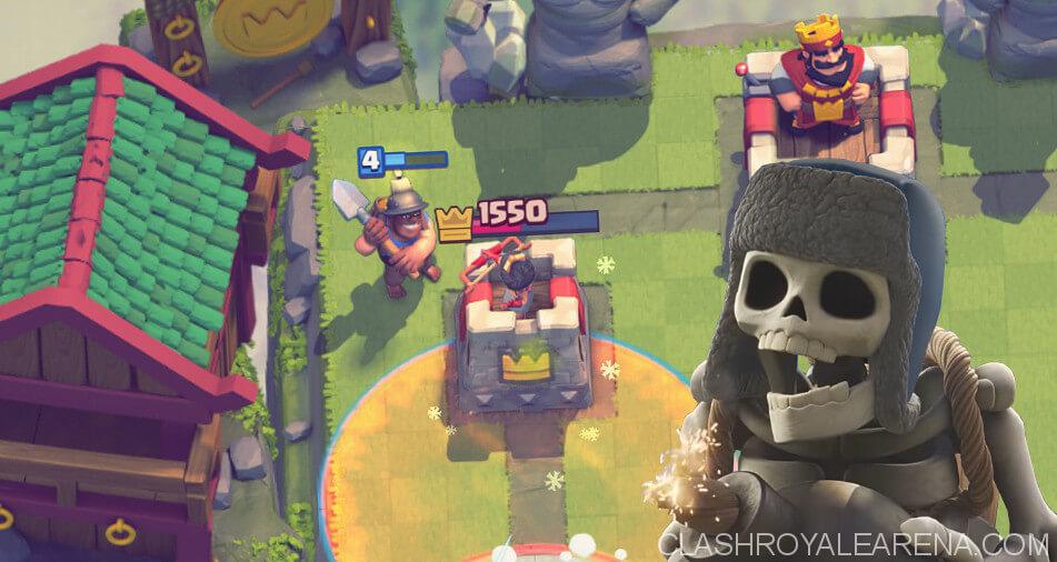 miner giant skeleton