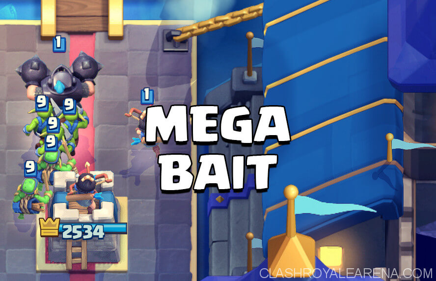 mega knight bait deck