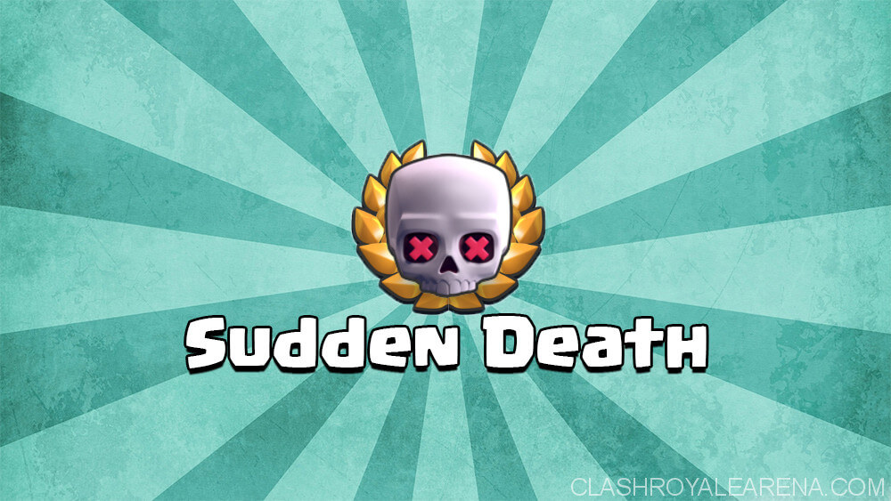 sudden death challenge