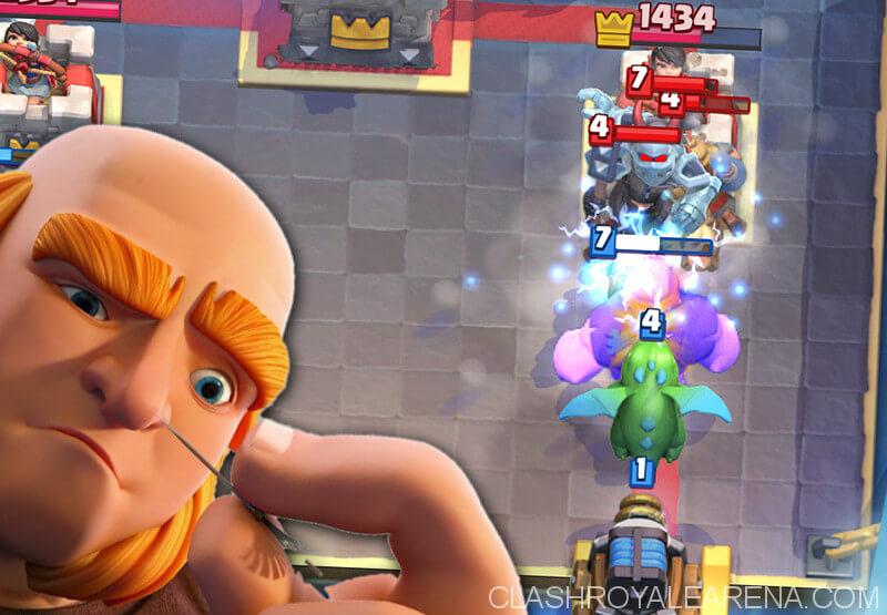 giant sparky