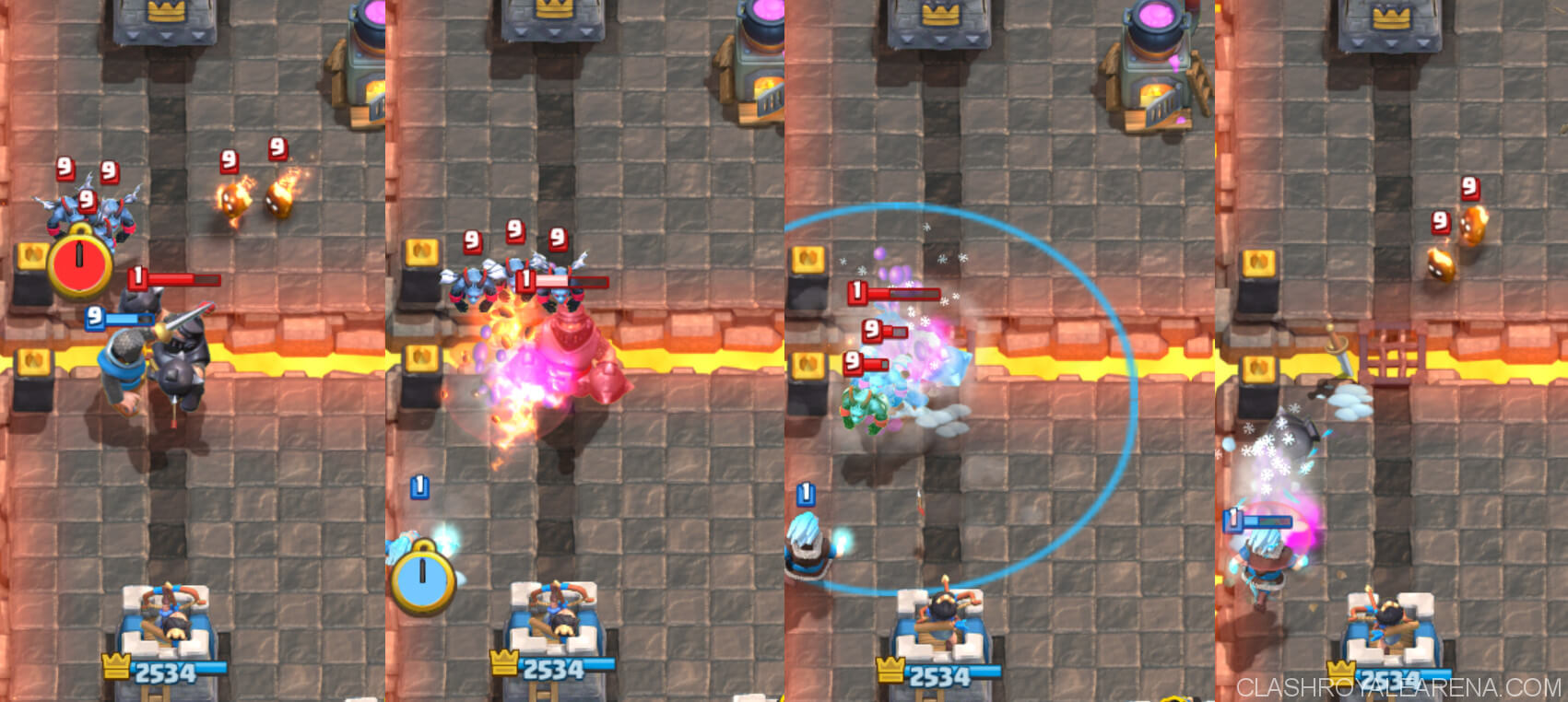 ice wizard tornado