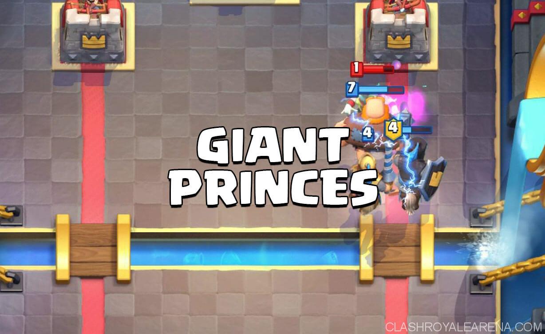 giant princes