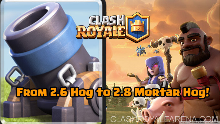 Mortar Hog!