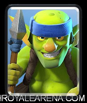 spear goblin
