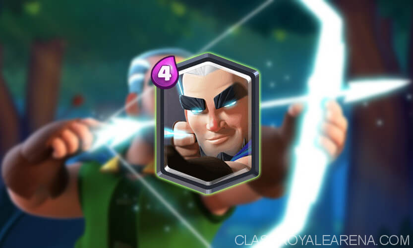 magical archer clash royale