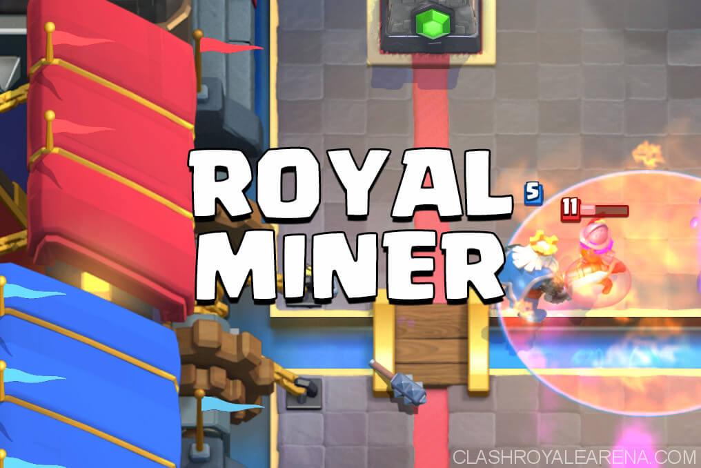 royal miner