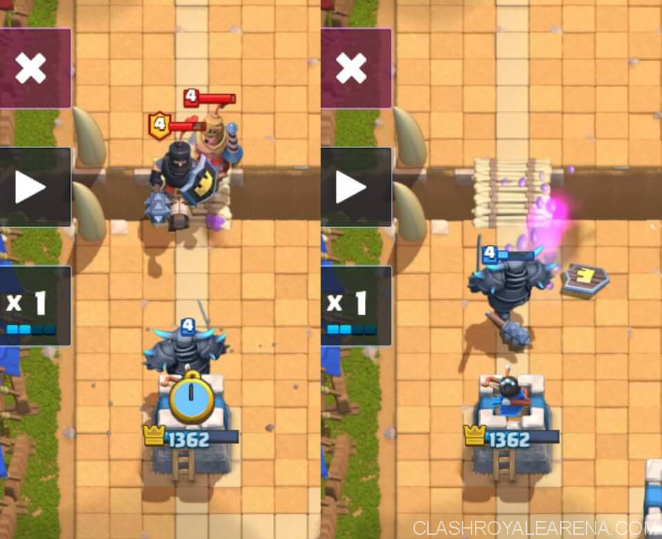 using pekka