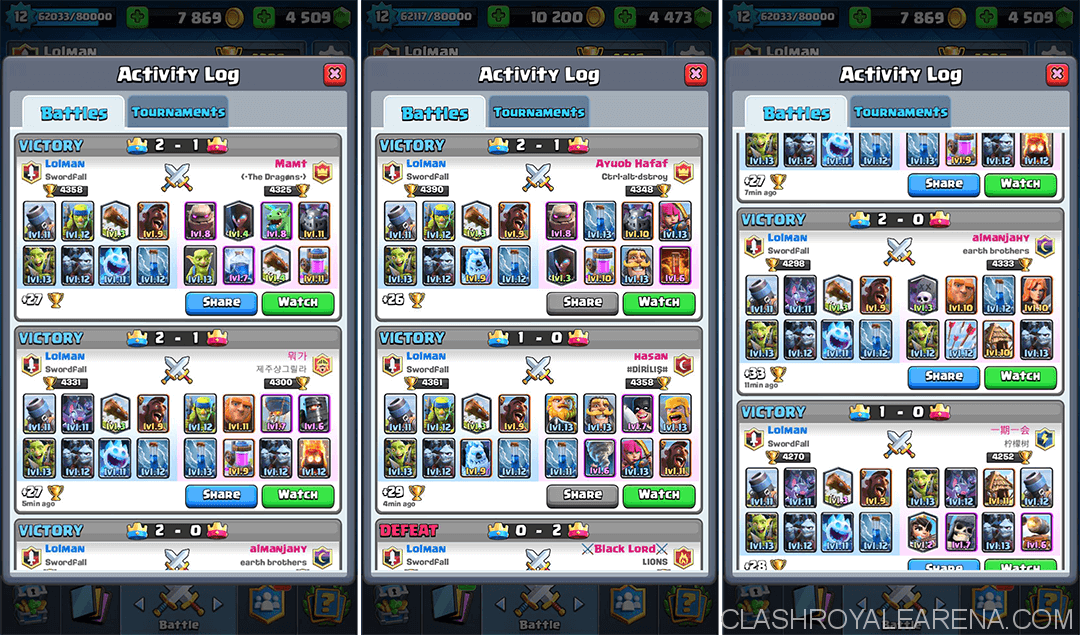 hog bait log