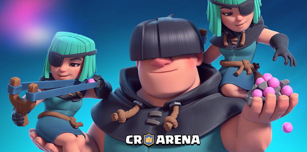 clash royale rascals draft challenge