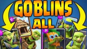 Mega Goblins