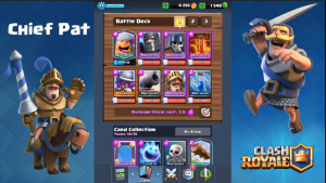 Clash Royale New Double Prince Lumberjack Deck