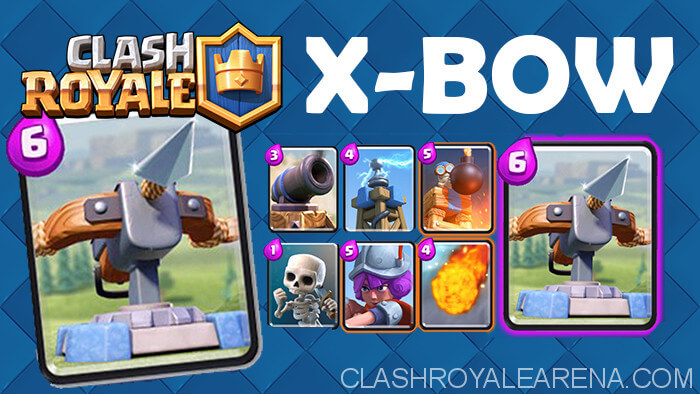 A Xbow Deck I Created On My Lower Level Account
