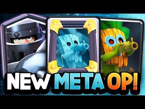 Mega Knight Deck Like You Ve Never Seen Before Clash