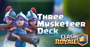 3 Musketeer Matchup