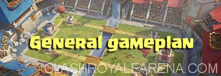 General gameplan