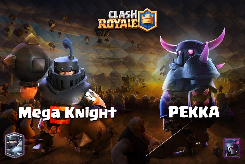 PEKKA Mega Knight Deck