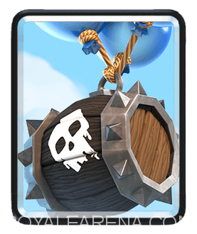 Skele Barrel