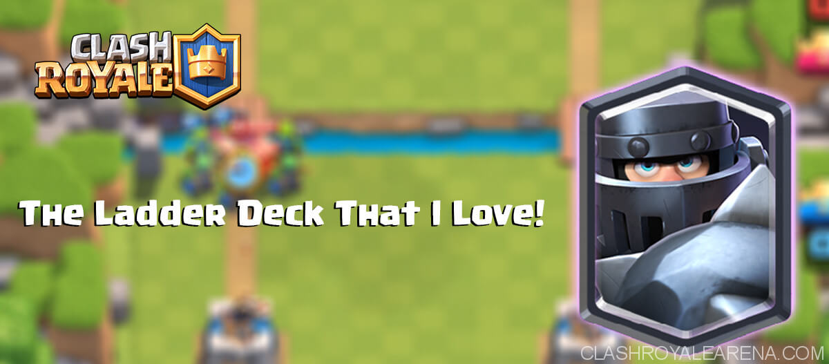 The Ladder Deck That I Love!