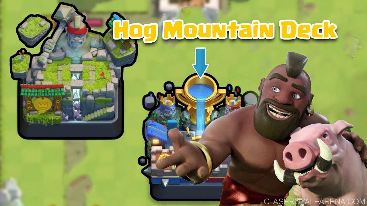 Hog Mountain Deck