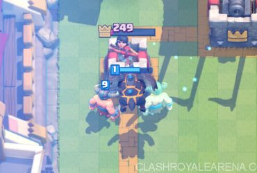 Best Clash Royale Decks From Arena 4 To Arena 11 June 2017