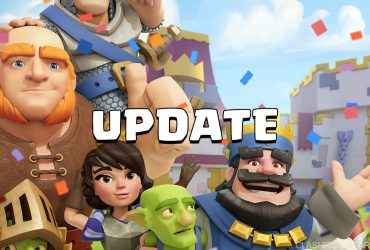 Clash Royale December Update Recap: New Cards, New Arena and More!