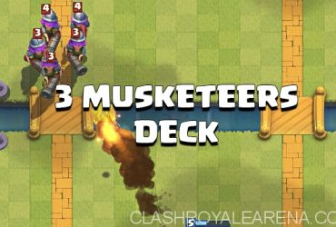 Miner Siege Hybrid Deck Clash Royale Guides
