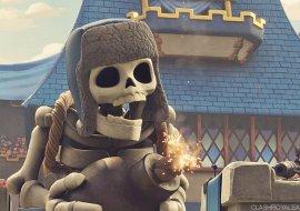 Best Giant Skeleton Decks In Clash Royale