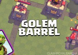 Best Golem Decks In Clash Royale