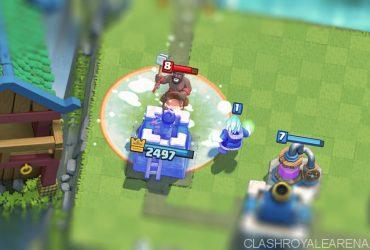 Mega Knight Miner Outstanding Deck For 2v2 Clash